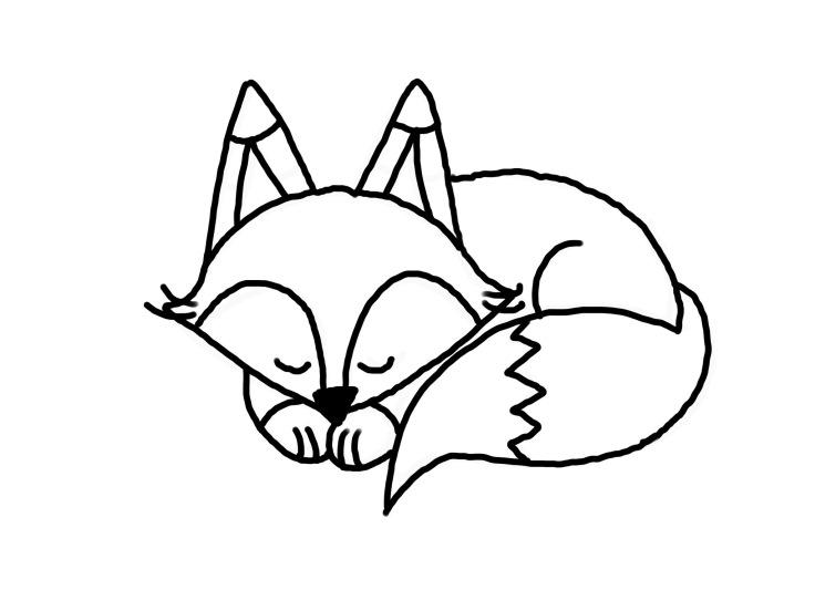 foxdrawing