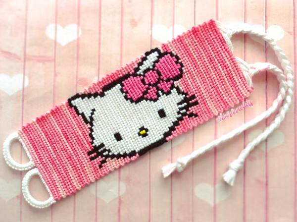 Hello Kitty friendship Bracelet
