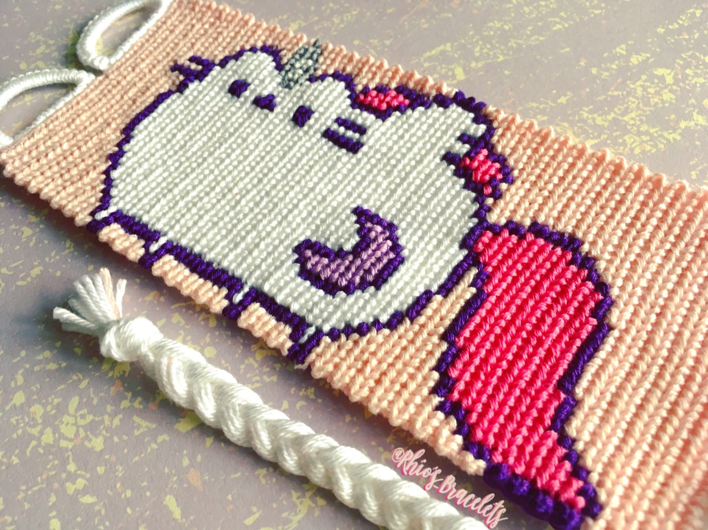 galleries tool embroidery make patterns friendship to how bracelet